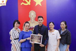 Bệnh viện Đức Phúc ủng hộ miền trung