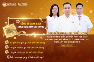 Buổi tọa đàm trực tuyến đã thành công rực rỡ với sự tham gia theo dõi của hàng ngàn khách hàng