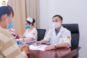 Bác sĩ Chu Hoàng Giang