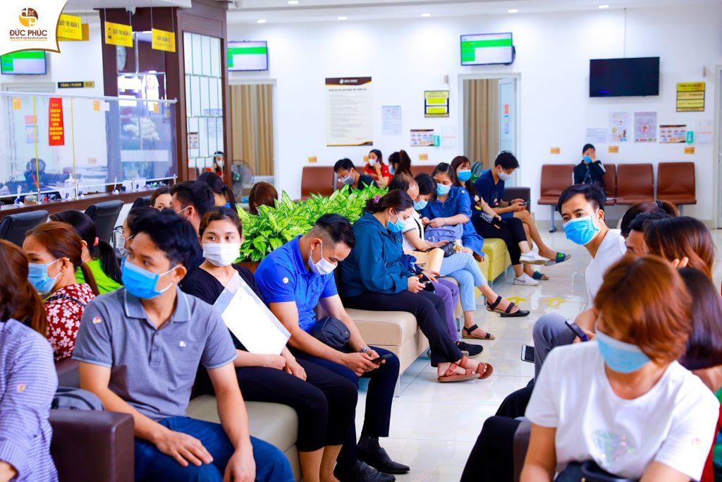 Bệnh viện Đức Phúc là cơ sở y tế tin cậy được đông đảo khách hàng lựa chọn