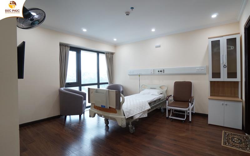 Phòng bệnh hiện đại, khang trang tại Đức Phúc