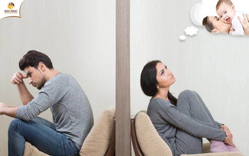 Rối loạn sinh lý nam có thể khiến bạn vô sinh