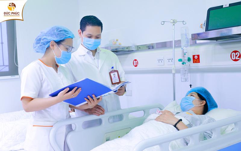 Quản lý thai kỳ tự nhiên chặt chẽ, uy tín tại Bệnh viện Đức Phúc